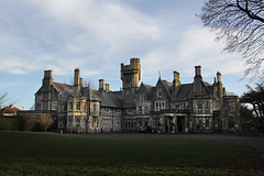 Insole Court (Capt' Gorgeous) Tags: insolecourt llandaff cardiff house stately manor gothic