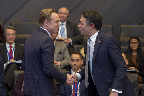NATO Allies sign Accession Protocol for the future Republic of North Macedonia