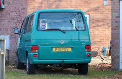P41 PGV (Nivek.Old.Gold) Tags: 1997 volkswagen caravelle swb tdi 2459cc