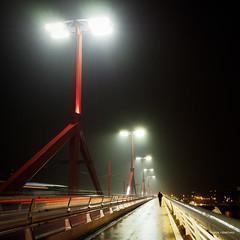 Rákóczi Bridge (Csaba Vásárhelyi) Tags: hungary budapest magyarország city város night éjszaka omdem10mk2 omd olympus architecture építészet