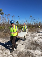 Pic 5 (National Service Photos) Tags: americorpsnccc mexicobeachflorida hurricanemichael serve service mlk day 2019 mlkday2019 disasterservices
