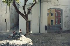 Alfama (Livio De Mia) Tags: alfama lisbona lisboa lisbon portugal 2016 analog analogic film camera nikon f80 kodak ektar 100