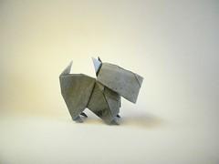 Scottie - Edwin Corrie (Rui.Roda) Tags: origami papiroflexia papierfalten dog chien perro cão cachorro terrier scottie edwin corrie