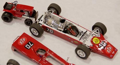 STP Indy Turbine car Mk II, the Lotus 56, with Ferguson 4 wheel drive DSC_0565