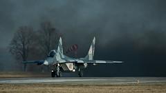 Smoker (kamil_olszowy) Tags: mig29g fulcrum fighter polish air force siły powietrzne rp epmb malbork 22blt 912a 4113 миг29г ввс польши