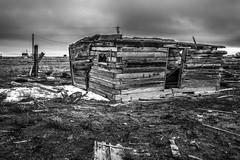 Cisco, Utah (paccode) Tags: solemn d850 landscape winter blackwhite quiet ghosttown abandoned utah monochrome desert shack shed home forgotten scary rotting house serious creepy moab unitedstates us