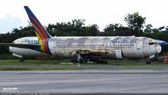 Boeing 767-2Q4 / TransBrasil / PT-TAA - PT-TAB (SpotterBr) Tags: boeing 762 767200 transbrasil