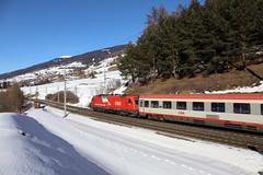 ÖBB 1216 015-8 Eurocity, Mühlbachl (TaurusES64U4) Tags: öbb taurus 1216 es64u4