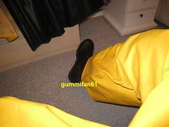 4 (gummifan61) Tags: rainwear raingear rubber gasmaske old