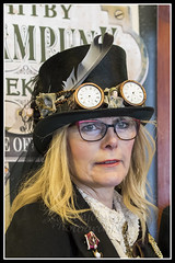 IMG_0033-7 (Scotchjohnnie) Tags: whitbysteampunkweekendfebuary2019 whitbysteampunkweekend steampunk costume thepavillion people portrait female canon canoneos canon7dmkii canonef70200mmf28lisiiusm scotchjohnnie