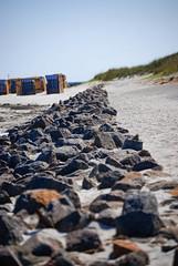 Beach and Sand and Beachchairs (alberto.nestone) Tags: urlaub erholung meer strand sonnne sommer ostsee schönbergerstrand kreisplön balticsea