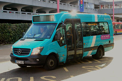 Ariva Kent Thameside / Arriva Southern Counties . 1019 BF67WGV . Harlow Bus Station , Essex . Wednesday 13th-March-2019 . (AndrewHA's) Tags: harlow essex bus station arriva kent thameside arrivasoutherncounties mercedesbenz city 45 minibus 1019 bf67wgv route 8 oldharlow stow