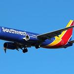 N8542Z - Southwest Boeing 737-800 thumbnail