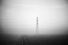 L1042397 re-edit (Daniele Pisani) Tags: milano train milan travel fog fields campi