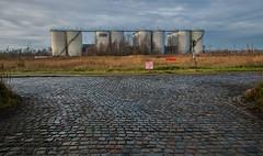 Last witnesses (jefvandenhoute) Tags: belgium belgië antwerp antwerpen petroleumhaven antwerpenzuid industry industrialarcheology industrial