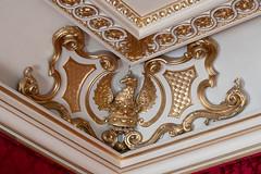Cornice | Blenheim Palace | Feb 2019-20 (Paul Dykes) Tags: woodstock england unitedkingdom gb uk blenheimpalace johnvanbrugh englishbaroque duke marlborough churchill