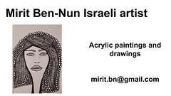 Mirit Ben-Nun art investor investors collect collection gallery museum museums galleries (female art work) Tags: material no borders rules by artist strong from language influence center art participates exhibition leading powerful model diferent special new world talented virtual gallery muse country outside solo group leader subject vision image drawing museum painting paintings drawings colors sale woman women female feminine draw paint creative decorative figurative studio facebook pinterest flicker galleries power body couple exhibit classic original famous style israel israeli mirit ben nun