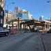 Viaduct demolition from Elliott Avenue