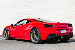 2018 Ferrari 488 GTB 4 (Luxury Cars Los Gatos) Tags: ferrari 488 ferrari488 rossocorsa