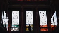Pillars of Light (Unoriginally Unique) Tags: light shadow museum sydney shadows pillars nikon nikond7100 d7100 landscape