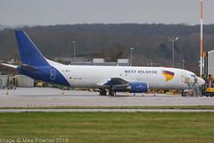 G-JMCV - 1989 build Boeing B737-4K5SF, parked at Cargo West at East Midlands (egcc) Tags: 1715 24128 b734 b734f b737 b7374k5sf b737f boeing cargo castledonington dahlo ecjss egnx ema eastmidlands freighter gjmcv lightroom n728cf npt s5abv spken tcmni westatlantic westatlanticcargoairlines