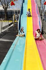 _F5C7477 (Shane Woodall) Tags: 2015 2470mm adventurers amusementpark april birthday birthdayparty brooklyn canon5dmarkiii ella lily newyork shanewoodallphotography twins