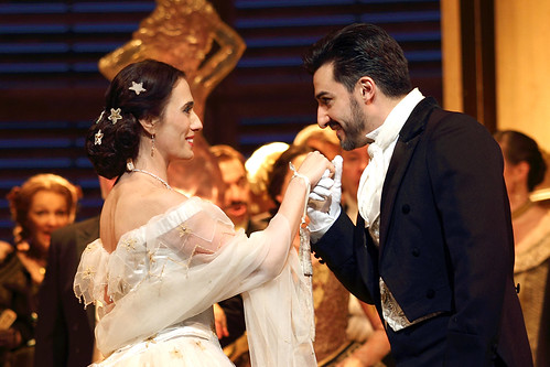 Your Reaction: What did you think of Verdi's <em>La traviata</em> live in cinemas 2019?