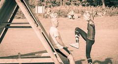 Assistance. (Alex-de-Haas) Tags: 70200mm como comoco comocoobstaclerun comoobstaclerun comorun d5 dutch dutchies holland nederland nederlands nikkor nikkor70200mm nikon noordwijkerhout ocr oosterduinsemeer zuidholland bootcamp candid child children dirt dirty endurance evenement event familie family fit fitdutchies fitness fun hardlopen joggen jogging kid kids kind kinderen mensen modder mud obstacle obstaclecourserace obstaclecourserun obstacleracing obstaclerun obstakel people plezier race racing recreatie recreation rennen renner renners run runner runners running sport sportief sportiviteit sporty summer team teamspirit teamgeest vies volharding zomer