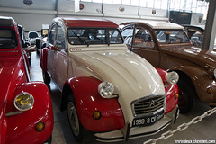 Conservatoire Citroën 2016 - Citroën 2CV6 Dolly - 1988 (Deux-Chevrons.com) Tags: citroën2cv6dolly citroën 2cv6 dolly citroën2cv6 2cv6dolly citroën2cvdolly 2cv 2cvdolly classiccar classic classique ancienne collection collector collectible vintage oldtimer voiture car coche auto automobile automotive conservatoirecitroën musée france