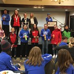 2019 U14 Provincials hosted by Prince George Ski Club - womens awards