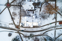 2019 - January - CHS - Snowy Winter Break Sunday-91-HDR.jpg (ISU College of Human Sciences) Tags: building winter forker campus buildings foodsciencebuilding morrill snow lagomarcino ringoflife drone campanile scenic palmer fshn chs mackay beauty