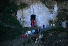 Guadix Cave Houses 03 (hoffman) Tags: housing underground caves domestic families family damp spain guadix troglodyte davidhoffman wwwhoffmanphotoscom