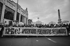 _MG_0106 (neves.joao) Tags: troika imf demonstration manifest manifestation lisbon economics streetphotography europe portugal austerity protest political democracy socialchange crowd canonef2470mml bw blackandwhite