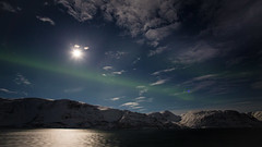 Arctic Aurora 2019 March19 - 21:55 UT (astronut2007) Tags: northernlights auroraborealis arcticcircle vikingsky 19march2019 arctic norway
