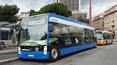 Alstom Aptis (Lu_Pi) Tags: amt genova autobus bus buselettrico electricbus businprova test alstom aptis brignole principe acquariodigenova