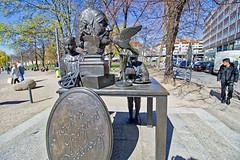 Berlin - Diesterweg Denkmal (www.nbfotos.de) Tags: berlin adolphdiesterweg denkmal monument statue skulptur sculpture