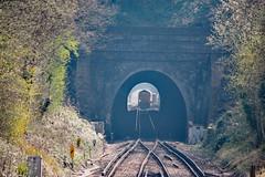Somerhill Tunnel (Trev 'Big T' Hurley) Tags: 66704 66 class66 somerhilltunnel tonbridge 4y19 gbrf gbrailfreight emd gm gypsum mountfielsouthampton
