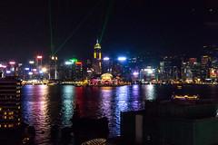 Les lumières de Hong Kong vues de notre table (Seb & Jen) Tags: hongkong asia asie restaurant sheraton night nuit view vue
