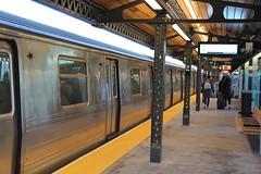 IMG_4154 (GojiMet86) Tags: mta bmt nyc new york city subway train 1988 r68a 5119 39th avenue dutch kills