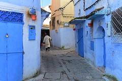 Chefchaouen, Morocco, January 2019 D810 736 (tango-) Tags: chefchaouen bluecity villaggioblu bluevillage morocco maroc 摩洛哥 marruecos марокко المغرب