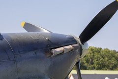 Lovely detail of a Hawker Sea Hurricane Mk 1B (G-BKTH). (Downtime_1882) Tags: horizontal landscape outdoors color colorimage colour colourimage europe famous famousplace colors colours plane fighterplane aviation airshow shuttleworth shuttleworthairshow oldwarden airshows heritageairshow heritageairshow2018 2018 shuttleworth2018 oldwardenaerodrome biggleswade bedfordshire england uk canon canoneos 5d4 5div 5dmark4 5dmarkiv canoneos5d4 canoneos5div canoneos5dmarkiv canoneos5dmark4 canonef100400mmf4556lisiiusm hawkerseahurricanemk1b gbkth hawkerseahurricane seahurricane aircraft