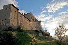 Il Castello del Potentino - The Castle of Potentino (ricsen) Tags: italia italy toscana tuscany grosseto seggiano amiata castello castle farm fattoria