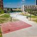 Concrete skatepark in PIK apartment complex | Бетонный скейт парк в ЖК Бунинские Луга, Москва