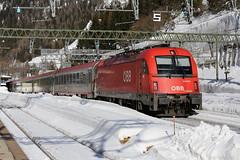 ÖBB 1216 022-4 Eurocity, Brennero (TaurusES64U4) Tags: öbb 1216 taurus es64u4