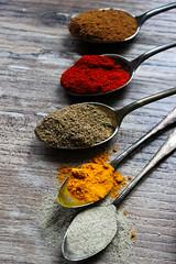 Colorful spices / Színes fűszerek (Ibolya Mester) Tags: