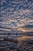 DSC03074-01 (karstenlützen) Tags: germany brandenburg oderland frankfurtanderoder ziegenwerder firstlight sunrise riverside waterfront