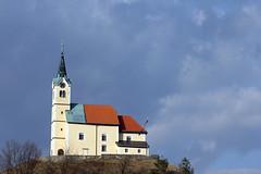 Cerkev Svetega Antona (Ernst-Jan de Vries) Tags: church baroque barok kerk kirch idrija slovenija slovenia slovien slovenië europe 70200 canon