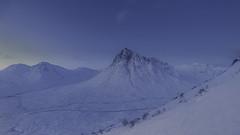 Glencoe Nights (Scotland's Mountains) Tags: buachailleetivemor mountains winter scottishhighlands scotland'smountains glencoe