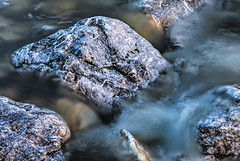 Rockaway Beach. Pacifica, CA. (j1985w) Tags: rockawaybeach pacifica california water rocks river longexposure