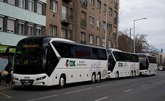 Triple Tourliners (Aron Sonfalvi) Tags: neoplan neoplantourliner neoplantourlinerl tourliner tourlinerl ddkkzrt volánbuszzrt bus buses neoplanbus vehicle transportation volánbuszok